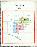 Prairieburg, Linn County 1907